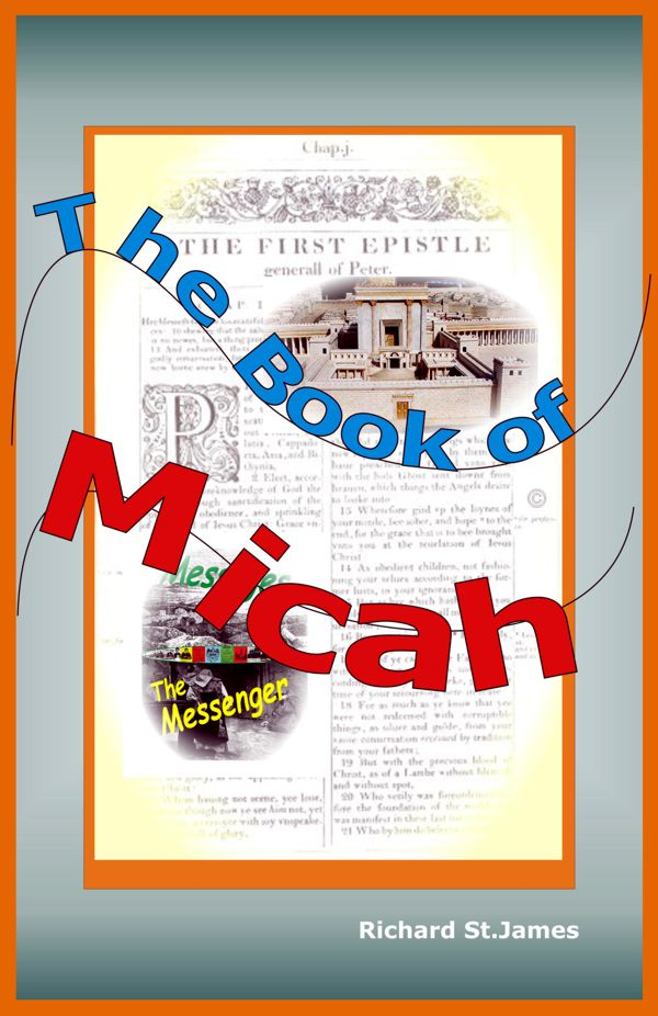 The Book of Micahr